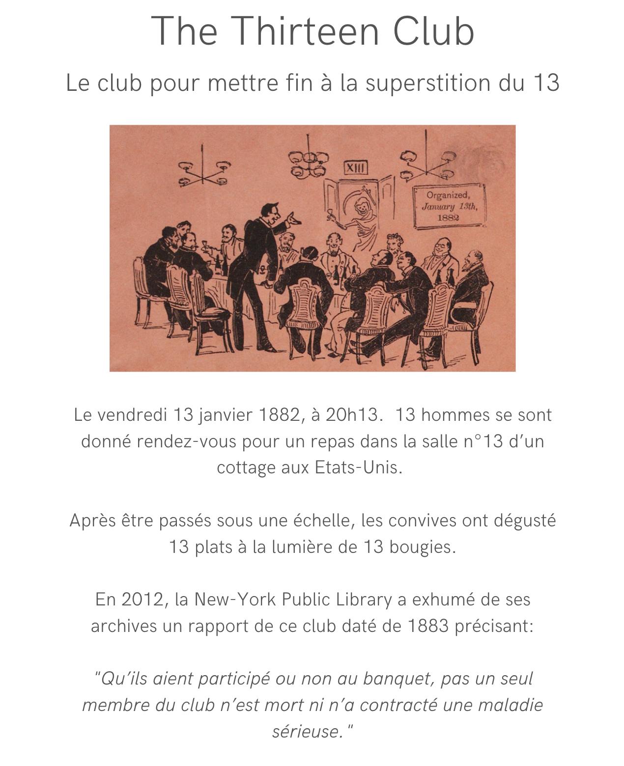 le-club-des-13