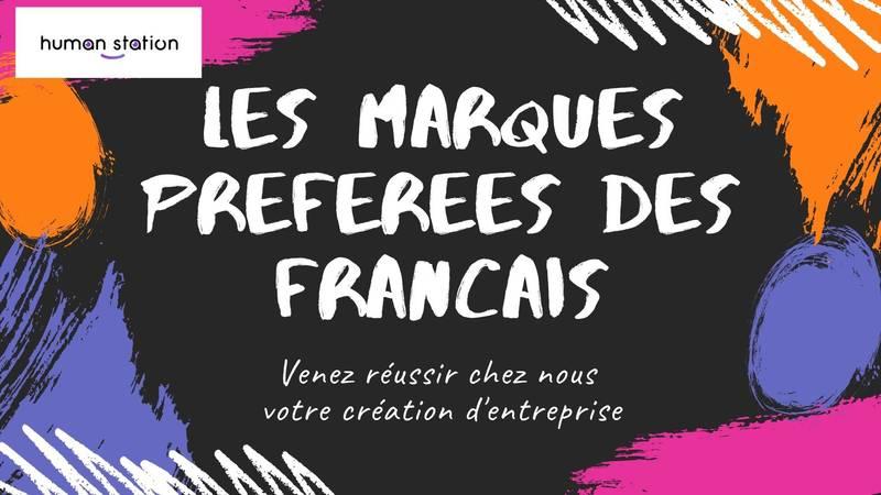 marque préférée des français grace au story telling et à l'univers de la marque
